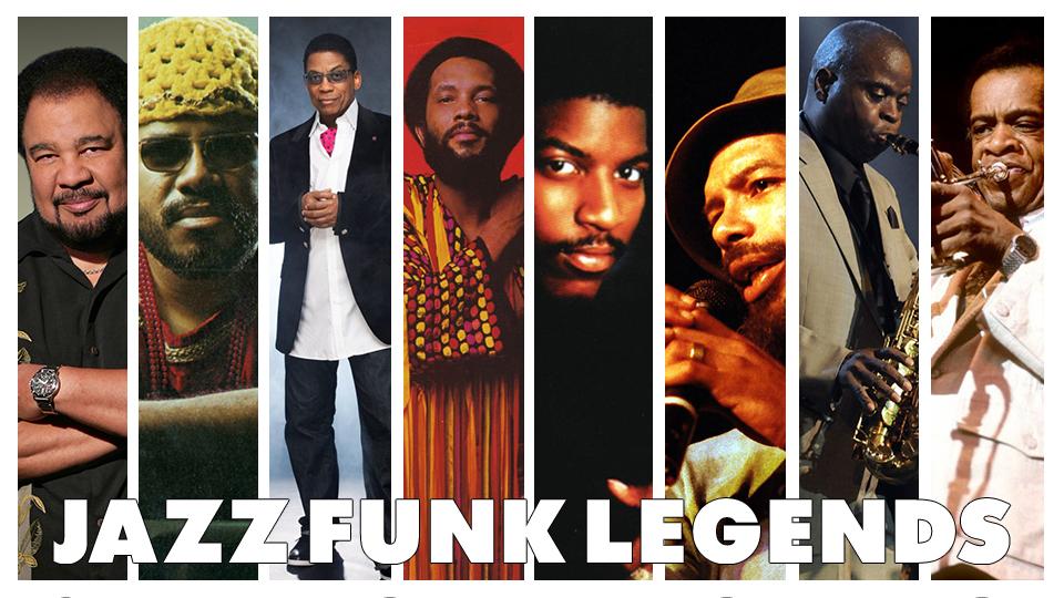 Jazz Funk Legends