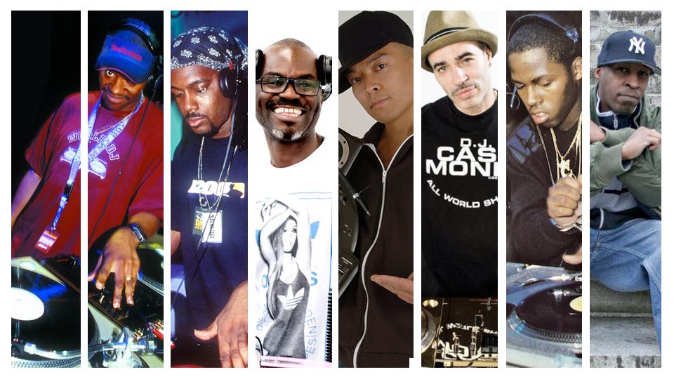 Battle DJs